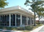 Exterior Northwest of Lantana Public Library