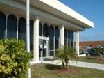 Exterior Southwest of Lantana Public Library